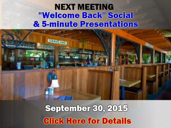 OR AMS Sept Meeting