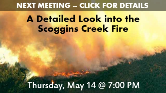 Scoggins Creek Fire meeting